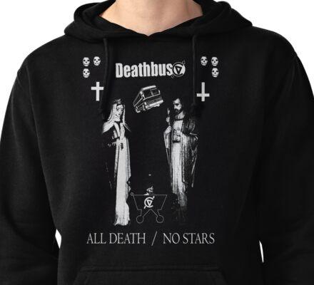 Deathbus - Choking Victim Pullover Hoodie