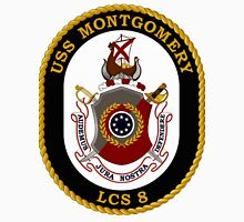 LCS-8 USS Montgomery Unisex T-Shirt