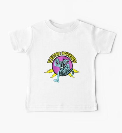 Electric Horsemen Alternate Logo 2015 Baby Tee