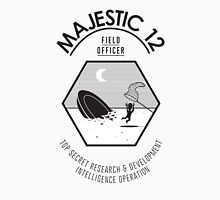 "Majestic 12 ""Field Officer"" Unisex T-Shirt"
