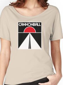 Cannonball Run Women's Relaxed Fit T-Shirt