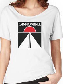 Cannonball Run Women's Relaxed Fit T-Shirt