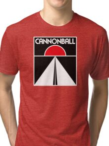 Cannonball Run Tri-blend T-Shirt