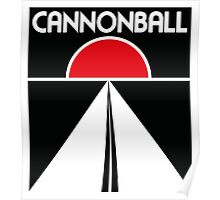 Cannonball Run Poster