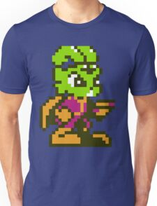 Bucky O'Hare - NES Sprite Unisex T-Shirt