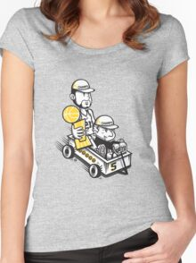 Fundamental Duo : Championship Edition Women's Fitted Scoop T-Shirt