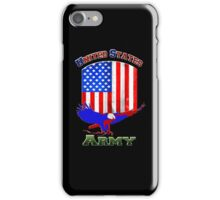 Uniter States Army iPhone Case/Skin