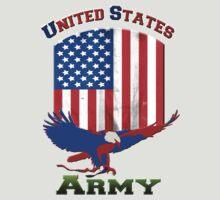 Uniter States Army by Buckwhite