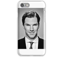 benedict cumberbabe iPhone Case/Skin