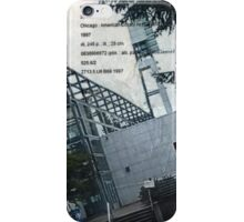 Portland Library Conference Collage iPhone Case/Skin