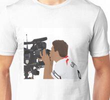 Gerrard kissing the Camera Unisex T-Shirt