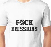 fuck emissions Unisex T-Shirt