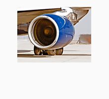 Rolls Royce Trent 700  Jet Engine on an Airbus 330-200 Unisex T-Shirt