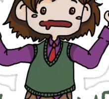 Dr. Spencer Reid Criminal Minds Sticker