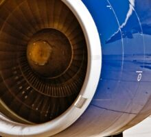 Rolls Royce Trent 700  Jet Engine on an Airbus 330-200 Sticker