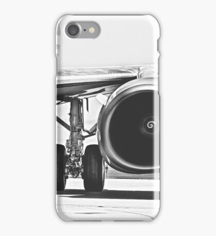 Boeing 737 & CFM56 Turbofan Engine iPhone Case/Skin