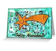 NAVIDAD / Christmas  Greeting Card