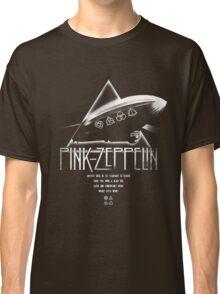 Pink Zeppelin Classic T-Shirt