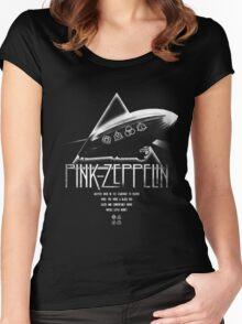 Pink Zeppelin Women's Fitted Scoop T-Shirt