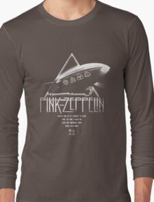 Pink Zeppelin Long Sleeve T-Shirt