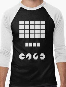 Undertale Men's Baseball ¾ T-Shirt
