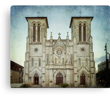 Cathedral of San Fernando Canvas Print