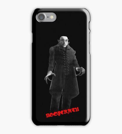 Nosferatu day iPhone Case/Skin