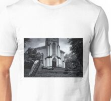 St Mary of the Snow Unisex T-Shirt