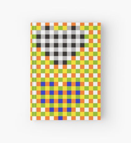Subliminal Pulsating Hearts Hardcover Journal