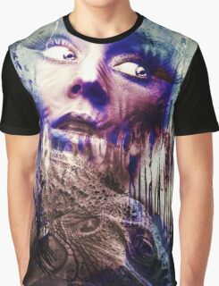 Violet lady Graphic T-Shirt