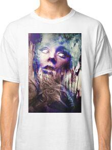 Violet lady Classic T-Shirt