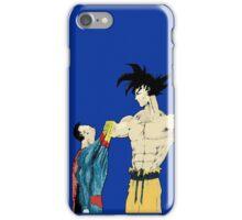 Superman vs Goku iPhone Case/Skin