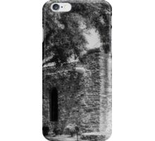 Mission Espada BW iPhone Case/Skin