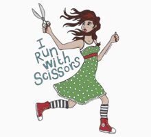 I Run With Scissors by doodlesbydanni