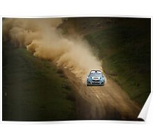 The Essence of Rally Poster