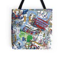City of Stories Tote Bag