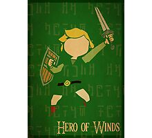 Hero of Winds Photographic Print