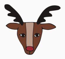 Reindeer Games One Piece - Short Sleeve