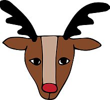 Reindeer Games by graphicloveshop