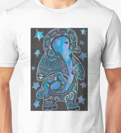 Penguin Zen Unisex T-Shirt