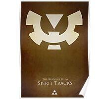 Spirit Tracks Poster