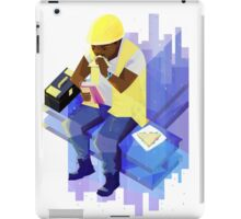 Highrise - Bookworms United iPad Case/Skin
