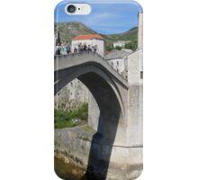Mostar bridge iPhone Case/Skin