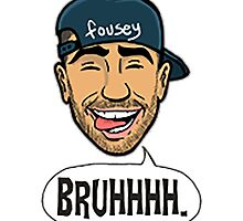 FouseyTube Merchandise by Nathan Micallef