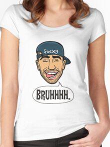 FouseyTube Merchandise Women's Fitted Scoop T-Shirt