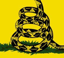 Dont Tread On Me - Gadsden flag Sticker