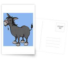 Funny Donkey Postcards