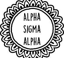 Alpha Sigma Alpha by sophhsophh