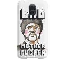Pulp fiction - Jules Winnfield - Bad mother fucker Samsung Galaxy Case/Skin
