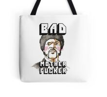 Pulp fiction - Jules Winnfield - Bad mother fucker Tote Bag